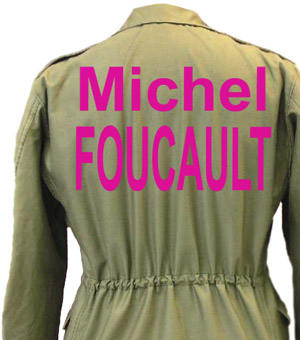 Andreas Templin: Power. Michel Foucault.